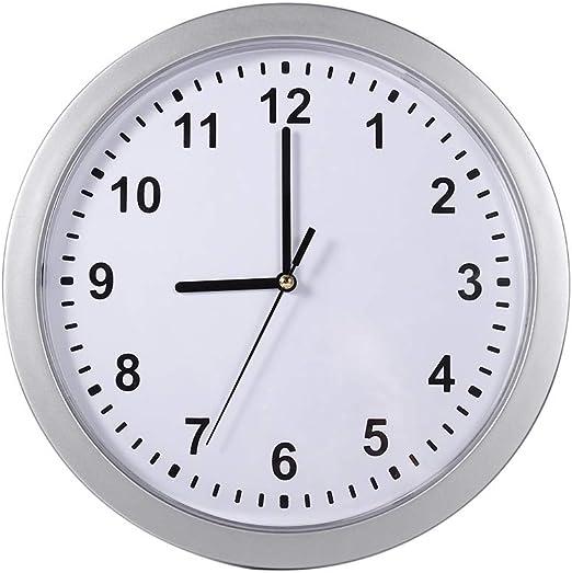 Nikou Caja Fuerte for Reloj de Pared - Caja de contenedor Segura ...
