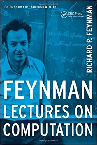 image for Feynman Lectures On Computation (Frontiers in Physics)