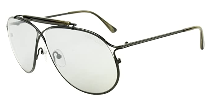 e8d30cf0769b Tom Ford Sunglasses Unisex 0489 P Private Collection Tom N. 6 01C ...