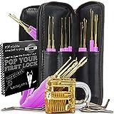 Gift for Men Learn to unlock tool set 25PCS