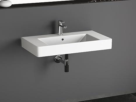 Aqua bagno kp 80 lavabo design bacinella da appoggio soprapiano