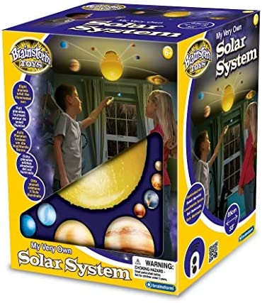 Eureka Brainstorm Toys - Sistema Solar Iluminado teledirigido: Amazon.es: Juguetes y juegos