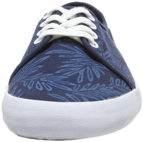 Vans Heren Schoenen Costa Mesa, Aloha Leaf / Dress Blues.