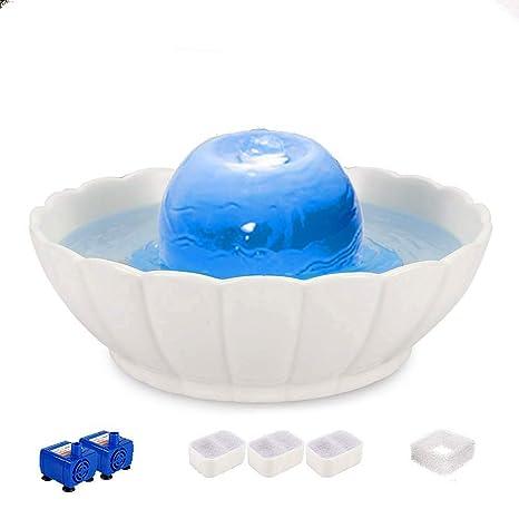 Fuentes de agua para bebederos para gatos iPettie de ...