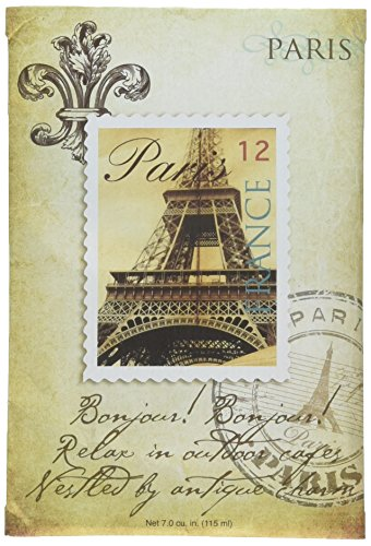WILLOWBROOK Fresh Scents Scented Sachet Destination Paris