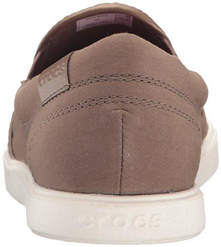 on crocs Grün Citilane Olive Women Damen Slip Sneaker qB7w6t1