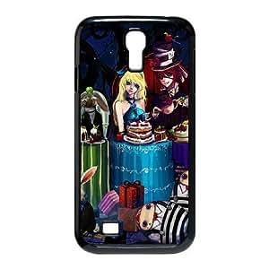 Personalized DIY Alice in Wonderland Custom Cover Case For Samsung Galaxy S4 I9500 V3D592728