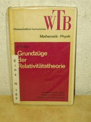 grundzge-der-relativittstheorie