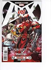 A vs. X - Round 6 (Marvel)