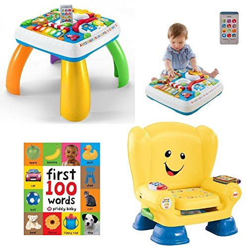 Fisher-Price Laugh & Learn Around the Town Learning Table &