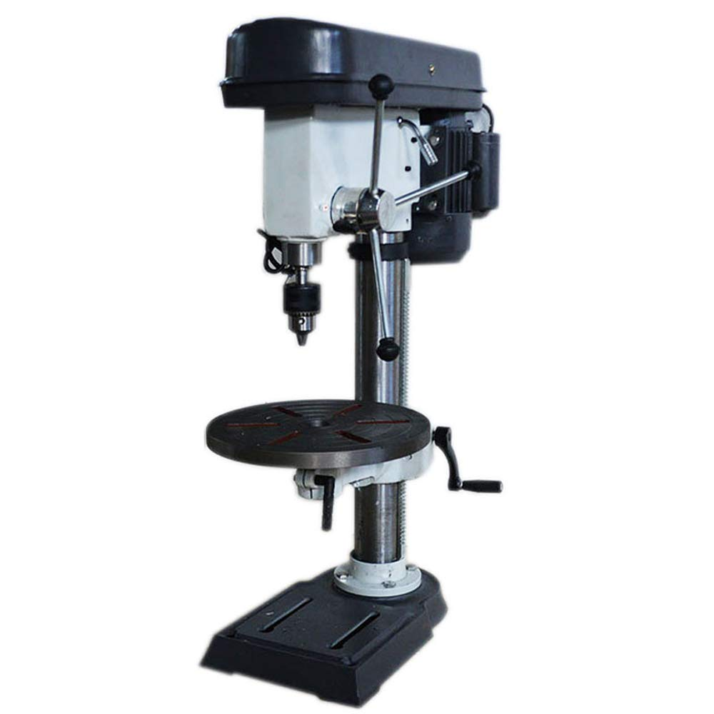 Intbuying Electric Radial Arm Drill Press Benchtop Stand Press Bench 1hp 110V 750W