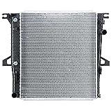 01 b2300 radiator - Prime Choice Auto Parts RK966 New Complete Aluminum Radiator