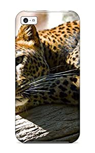 For SamSung Note 2 Case Cover Leopard Hq Print High Quality Hard shell Gel Frame