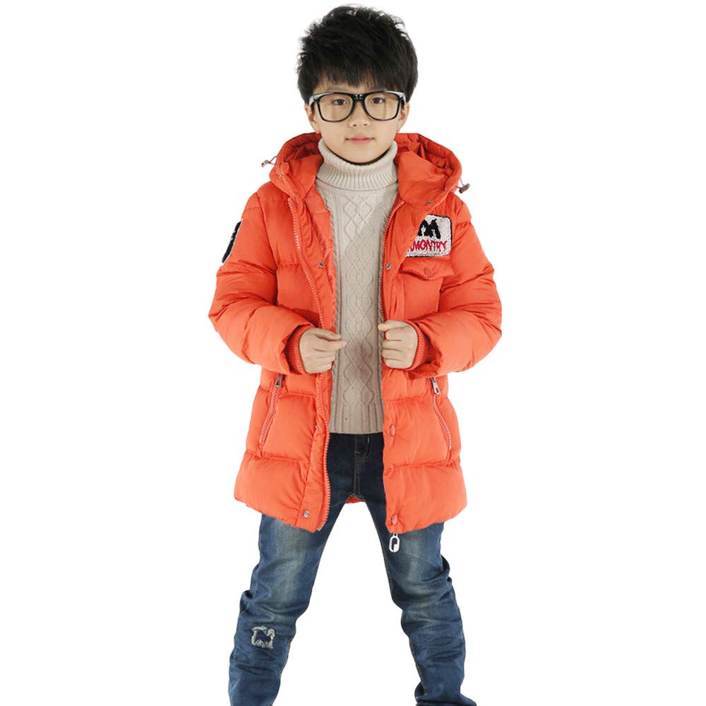 1bed982fca9 Fineser Baby Clothes Winter Kids Coat