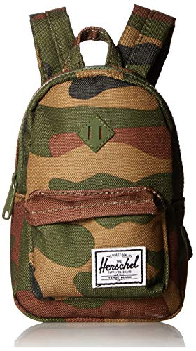 - Herschel Heritage Mini Kid's Backpack, Woodland Camo, One Size