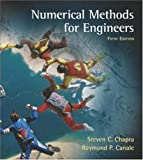 Numerical Methods for Engineers, Steven C. Chapra and Raymond Canale, 0073101567
