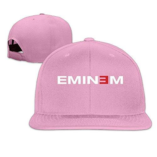 sunny-fish6hh-adjustable-eminem-logo-baseball-caps-hat-unisex-pink