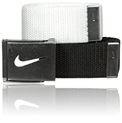 Nike Men's 2-In-1 Web Tin Solid