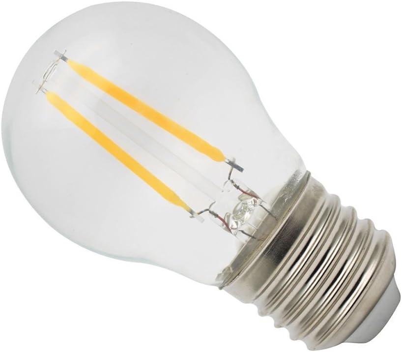 5X E27 Ampoule Edison 2W Lampe /à Filament Blanc Chaud /Économie Ampoule de Filament R/étro Edison 140LM Ampoules /à Incandescence AC 220V