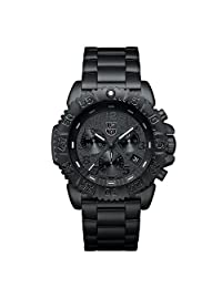 Luminox Men's 3182BO Quartz Chronograph Analog Watch
