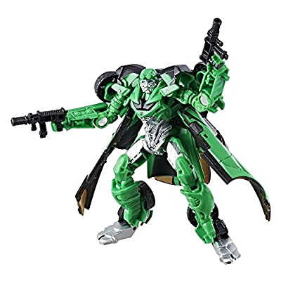Transformers: The Last Knight Premier Edition Deluxe Crosshairs: Toys & Games