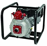 AMT Pump 2MP9HR Engine Driven Two Stage High Pressure/Fire Pump with Honda GX270 Engine, Aluminum, 9 HP, Curve C, 2'' NPT Female, 3-Way Discharge