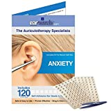 Anxiety Ear Seed Kit- 120 Ear Seeds, Stainless