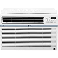 LG LW8017ERSM Energy Star 8,000 BTU Window Air Conditioner with Wi-Fi