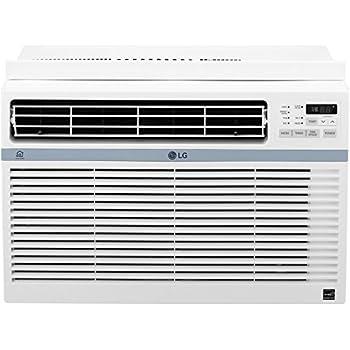 LG LW8017ERSM Energy Star 8,000 BTU Window Air Conditioner with Wi-Fi