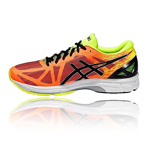 c06e1aef9a576a ... Asics Gel DS Trainer 21 NC Hot Orange Black Flash Yellow Orange ...