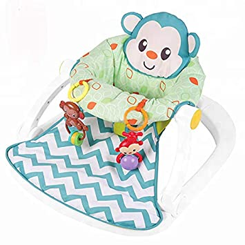 Amazon.com: TotCraft Sit Me Up - Asiento para suelo: Baby