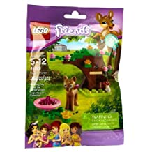Lego Friends Series 3 Fawn's Forest 41023 Set by Lego System Inc. [Toy]
