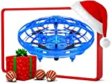 Mini Drone, Rc Toys for Kids Boys Girls,Auto-Avoid Obstacles Quadcopter with 360°Rotating Helicopter,Hand Controlled Hover Drone Kid Flying Toy Outdoor and Indoor,Adults Childrens Toys,Drones for Kids
