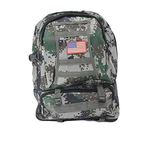 Military Digital Camouflage backpack (Digital Mountain)