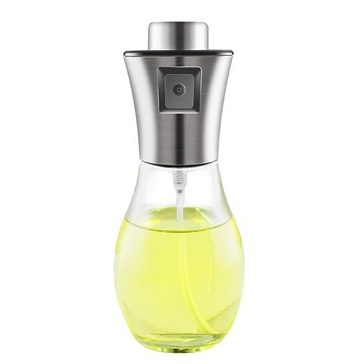 Aceite de oliva pulverizador de aceite de cocina portátil aerosol ...