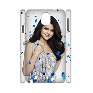 D-PAFD Diy case Selena Gomez customized Hard Plastic case For samsung galaxy note 3 N9000