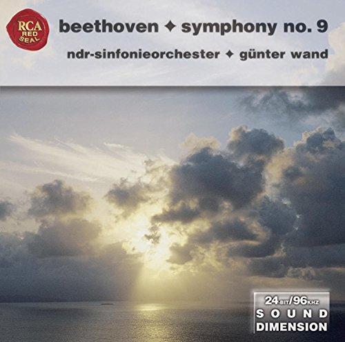 Beethoven: Symphony No. 9 [24-bit / 96 khz Sound ()