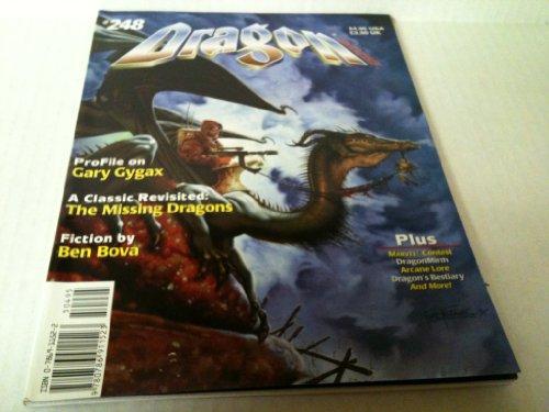- Dragon Magazine, No 248: May/June (Monthly Magazine & Annual)