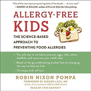Allergy-Free Kids Audiobook