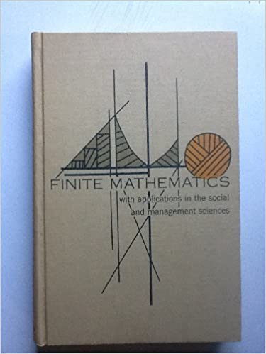 Finite Mathematics with Applications in the Social and