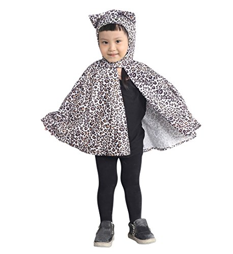 Fantasy World Leopard Halloween Costume f. Babies and Toddlers, One Size, (Thing One Costumes Ideas)