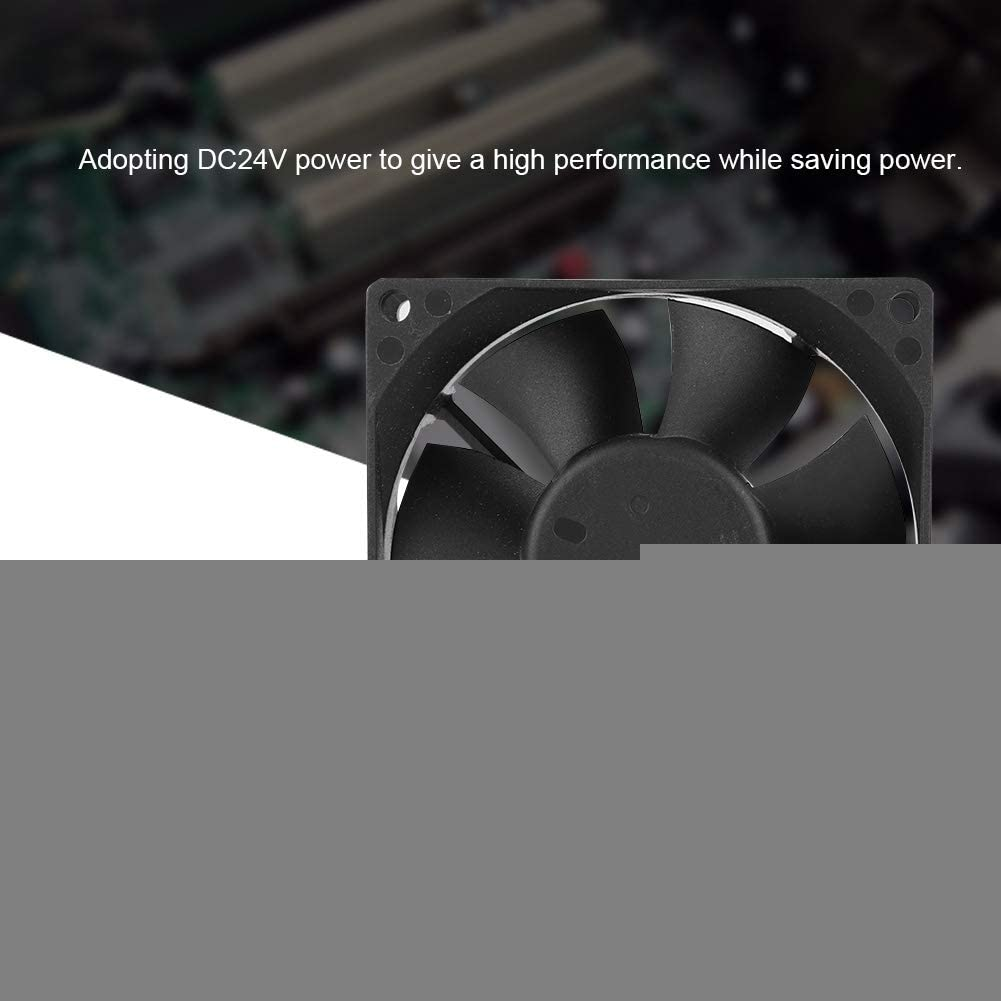 80mm CPU L/üfter Radiators System DC12V 4000RPM 38.55CFM 4Pin PWM CPU K/ühler f/ür PC Geh/äuse CPU K/ühler Tangxi CPU K/ühler f/ür AMD//Intel