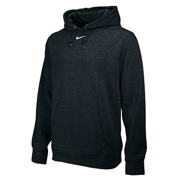 3f10151d5 Nike Mens Team Club Fleece Pullover Hooded Sweatshirt (Black, 3XL-T), Tops  - Amazon Canada