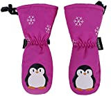 Toppers Thinsulate Lined Waterproof Windproof Outdoors Winter Kids Ski Mittens M