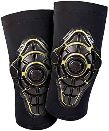 New G-Form Pro-X Knee Pad Black//Yellow SM