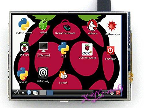 Resistive compatible Raspberry Pi Raspbian product image