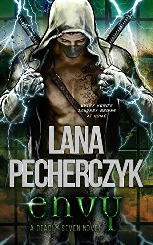 Envy: A Superhero Romance (The Deadly Seven Book 1)