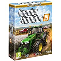 Farming Simulator 19: Collector's Edition PC CD