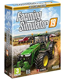 Farming Simulator 17 Collector's Edition: Amazon co uk: PC & Video Games
