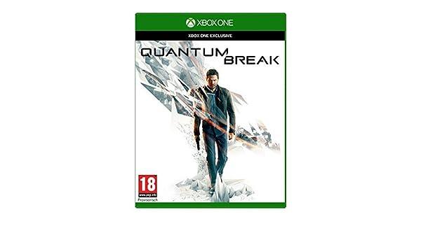 Quantum Break (XONE) (PEGI) [Importación alemana]: Amazon.es ...